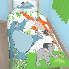 Disney The Jungle Book Single Duvet Set