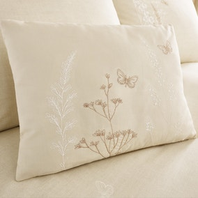 Pasture Natural Boudoir Cushion