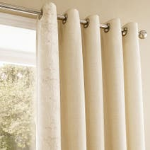 Pasture Natural Thermal Eyelet Curtains