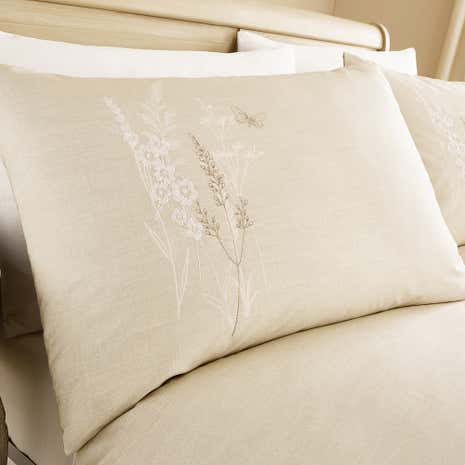 Pasture Natural Housewife Pillowcase