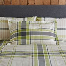Stanley Green Oxford Pillowcase
