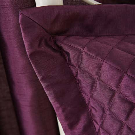 Verity Plum Pillow Sham