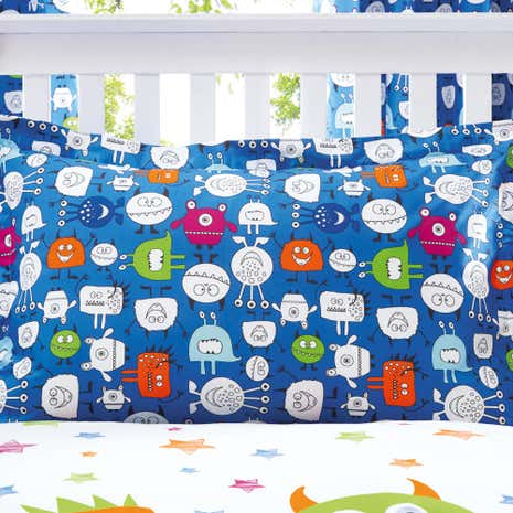 Monsters Oxford Pillowcase