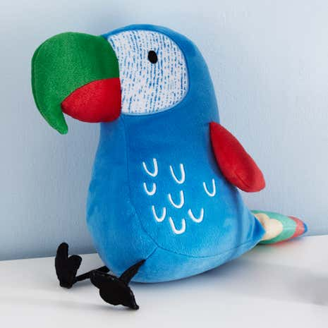 Parrot Squark 3D Cushion