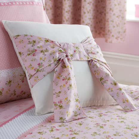 Polly Pink Cushion