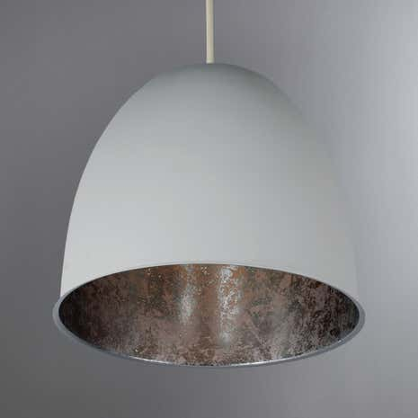 Archie White Pendant Light Fitting