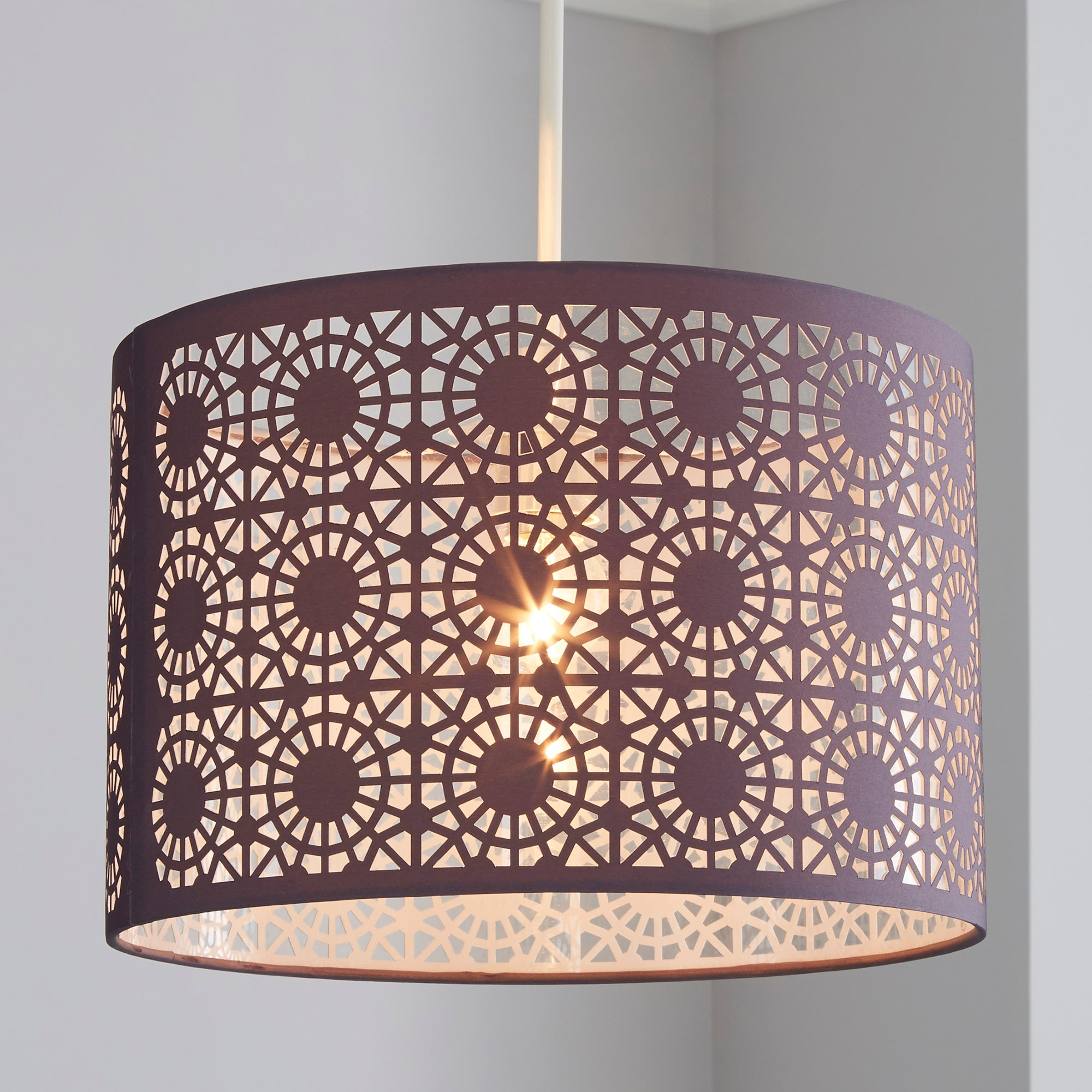 Dunelm Wall Lamp Shades : Arlo Light Shade Dunelm