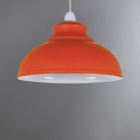 Orange Galley Pendant