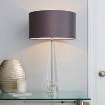 Hotel Belgravia Column Table Lamp
