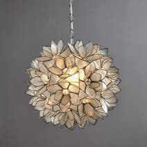 Penelope Ball Light Fitting