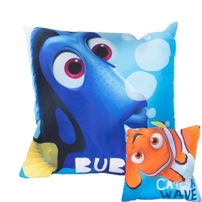 Disney Finding Dory Reversible Cushion