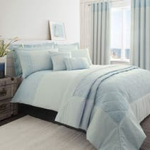 Millie Blue Duvet Cover Set