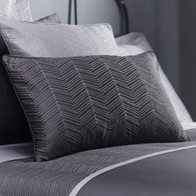 Owen Black Boudoir Cushion