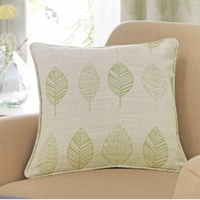 Woodbury Green Cushion