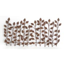 Leaf Metal Wall Art