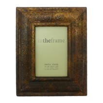 Pressed Metal Photo Frame