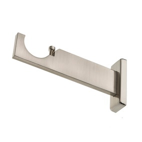Hotel 28mm Curtain Pole Bracket