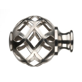 Mix and Match Dia. 16/19mm Fancy Cage Finials