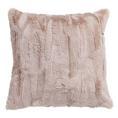 Blush Sienna Square Cushion