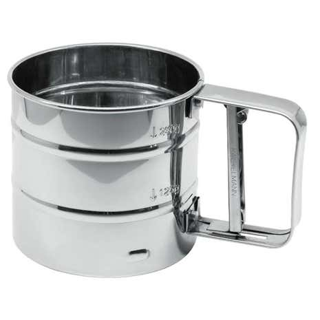 Flour Sifter Stainless Steel