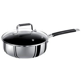 Jamie Oliver by Tefal Stainless Steel Everyday Saute Pan