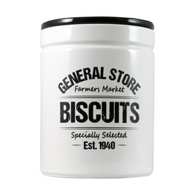 Regeneration General Store Biscuit Canister