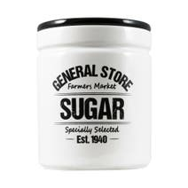 Regeneration General Store Sugar Canister