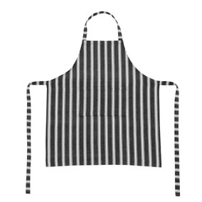Regeneration Stripe Black Apron