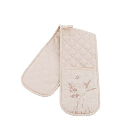 Rustic Romance Double Oven Glove
