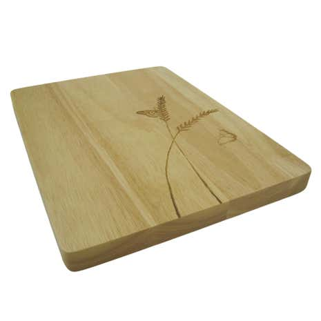 Rustic Romance Wooden Chopping Board