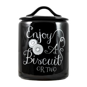 Signature Biscuit Canister