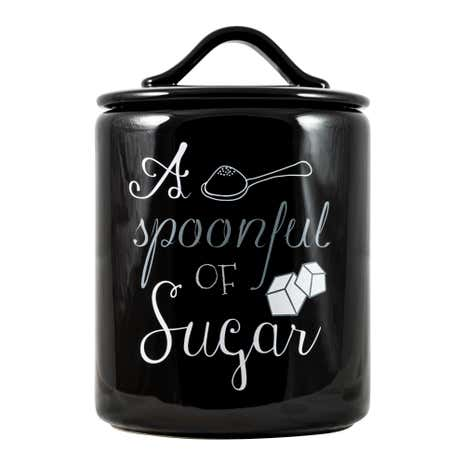 Signature Sugar Canister