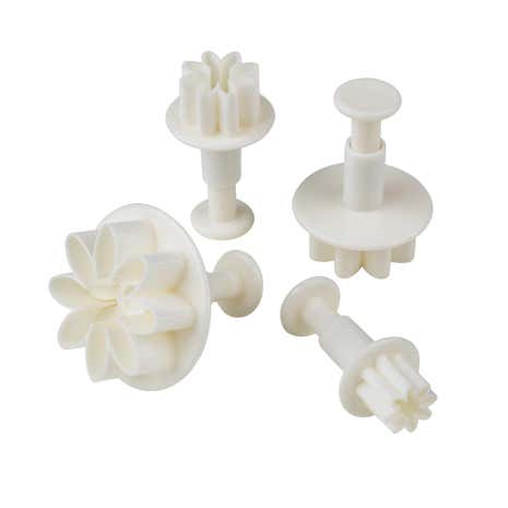 Tala 4 Daisy Plunger Cutters