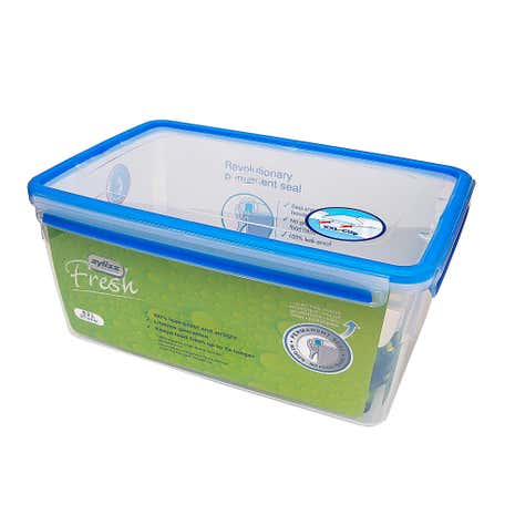 Zyliss Rectangular Fresh Food Storage Box