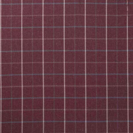 Plum Isla Fabric