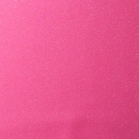 Pink Glitter Table Protector