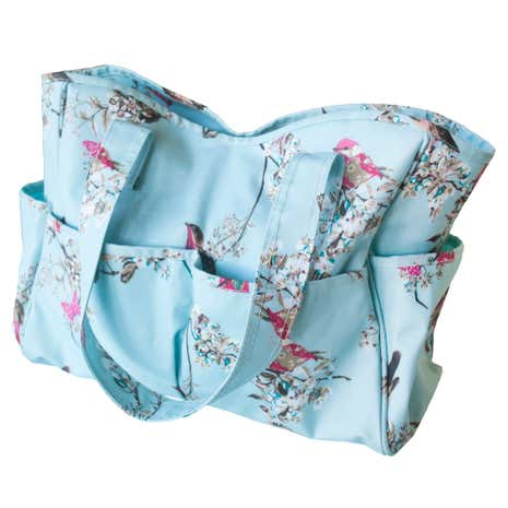 Beautiful Birds Craft Bag