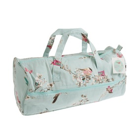 Beautiful Birds Knitting Bag