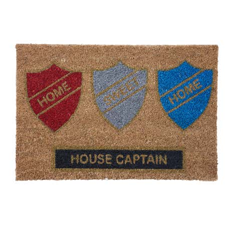 House Captain Coir Doormat