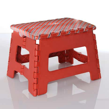 Stripe Step Stool