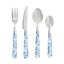 Ditsy Fresh Floral 16 Piece Cutlery Set