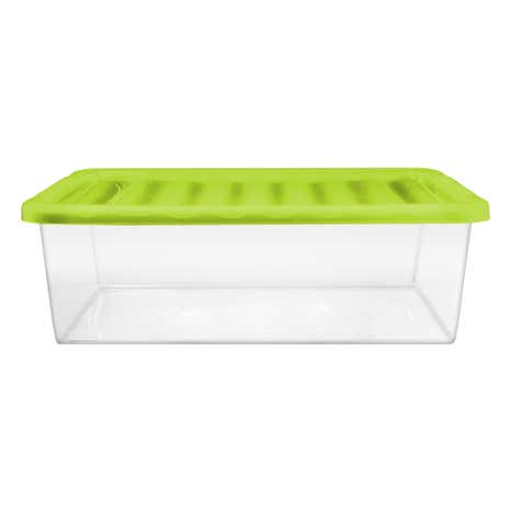 Core Green 32 Litre Underbed Box and Lid