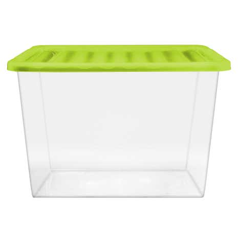 Core Green 80 Litre Box and Lid