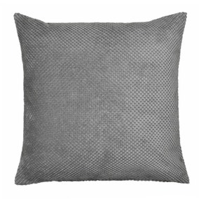 Large Chenille Spot Cushion
