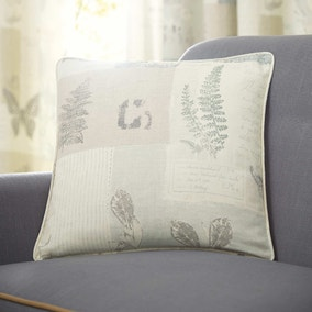 Botanist Chambray Cushion