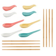 Asian Cuisine Cutlery Set