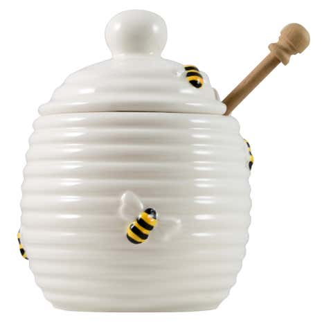 Bee Honey Pot
