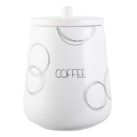 Ellipse Coffee Storage Jar