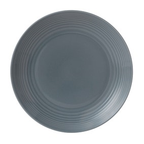 Gordon Ramsay Royal Doulton Grey Maze Dinner Plate