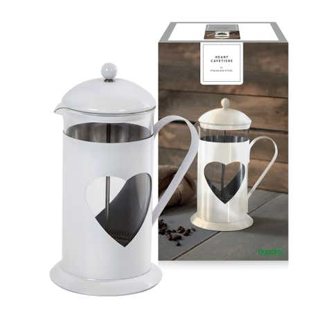 Heart Cafetiere